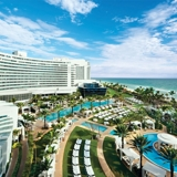 3 LUXURIOUS HOTEL-CONDOS AT THE FONTAINEBLEAU II MIAMI BEACH