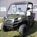 2011 Polaris Ranger 900 diesel, top, windsheild: