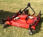 finishing mower: