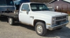 1986 Chevy  2wd flatbed 1 ton, 75% rubber, 6.2 diesel: