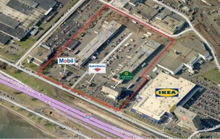 20+ ACRE REDEVELOPMENT SITE ON I-95 (14.5% OR 48.7% INDIRECT INTEREST)