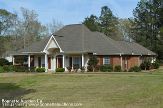 REAL ESTATE, ANTIQUES, & HIGH END FURNISHINGS FOR SALE AT AUCTION IN PINEVILLE, LA