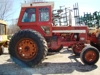 Farmall IH 756 new fronts, 70% rears-recent overhall by Roger's Impl.: