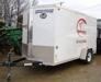 2012 6 x 12 Croft cargo trailer-like new: