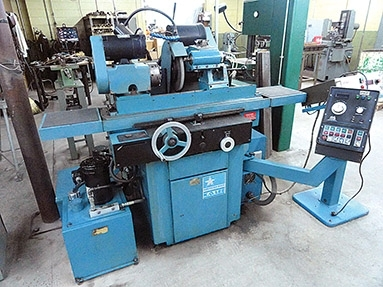 wego precision machine inc