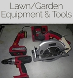 EXTENDED!! Lawn and Garden Equipment and Tools Online Auction PA