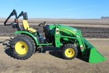 JOHN DEERE FARM EQUIPMENT & ANTIQUES FOR JIM & PAM BLACK