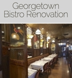 Restaurant Renovation Online Auction Washington DC