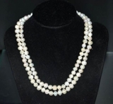 FANTASTIC JEWELRY AUCTION; GENUINE JAPANESE PEARL NECKLACES, EARRINGS & MUCH MORE!