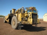 CAT 631D Water Wagon Auction