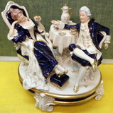Royal Dux Figurines, Jadeite, Longaberger, & More!