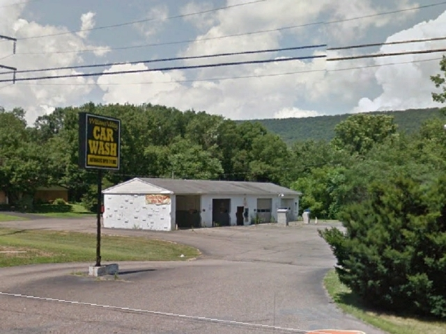 Auction of Lender Owned 4 Bay Car Wash on .92 Acres in Williamstown, PA
