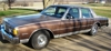 1983 Caprice Classic 88K mi-good car: