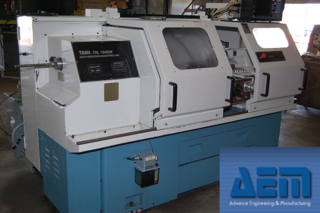 Internet Bidding Only Auction - Surplus Equipment From the Ongoing Operations of Advanced Engineering and Manufacturing