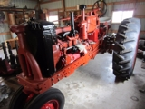 International Pulling Tractor & Parts Online Auction