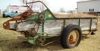 J.D. model N manure spreader: