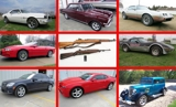 Midwest Spring Collector Car & Firearm Auction