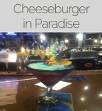 CLOSING TUESDAY Cheeseburger in Paradise Online Auction VA