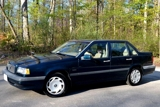 PRIVATE ASSET AUCTION; 1996 VOLVO 850 SEDAN 4-DR, LOW MILEAGE 83K, MUST SEE!