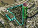 Auction of Lender Owned 3 Tracts Totaling 9.65  Acres in North Fort Myers, FL