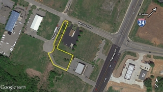 .79 +/- ac Commercial Lot Zoned Light Industrial Ready for Building in Murfeesboro, TN