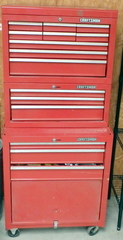 Craftsman Rolling Toolbox LOADED with Tools
