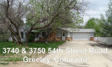 Greeley, Colorado 2-Unit property for sale.