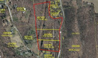 3 CONTIGUOUS RESIDENTIAL LOTS - 13.72 ACRES