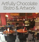 SHORT NOTICE!  Artfully Chocolate Gourmet Bistro and Gift Shop Online Auction Alexandria, VA