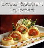 Excess Restaurant equipment Online Auction Sterling