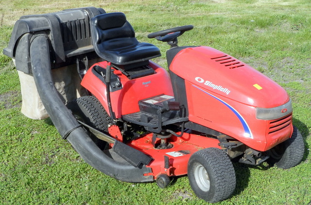 Riding Mower, Comics, Fiesta, Lithographs, & More! - AAA