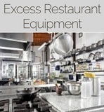 CLOSING TODAY Excess Restaurant equipment Online Auction