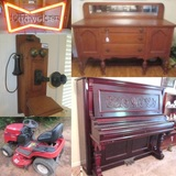 SARA WOOD ESTATE - Online Auction