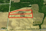 Sold 2011/04/12 - 20 acres in two 10 Acre Bldg Lots - S. State Route 721