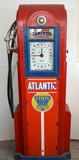 Vintage Gas Pump and Automobilia Auction