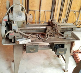South Bend Machinist's Lathe