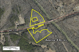 Land - Approx. 8 Acres