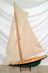 Large Model Sailboat