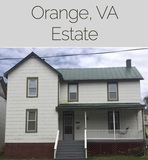 Orange Estate Live Auction VA