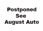Postponed: July Monthly Auto
