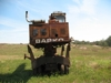 Barko loader: can be viewed at landfil: