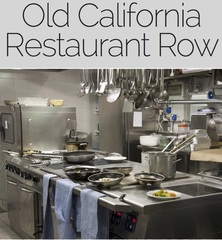Closed And Sold Old California Restaurant Row Demolition Sale Cal Auctions Cal Auctions