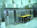 Large Wholesale Bakery Commissary Plus Food Service Equipment