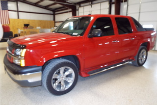 1984 CHEVY AVALANCHE
