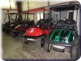 Golf Carts, Parts and More!