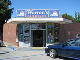 Warren's Market,Liquor/Butcher Shop