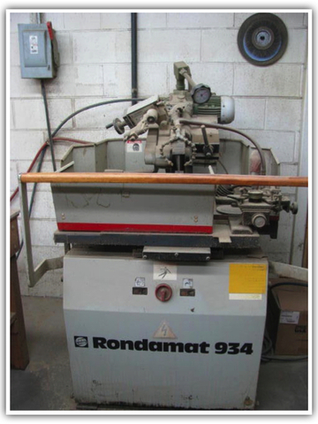 WOODWORKING MACHINERY & EQUIPMENT
