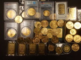 BULLION, JEWELRY, ART & MORE...