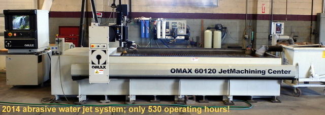 Large Metal Fabrication Equipment Bankruptcy - AAA Auction