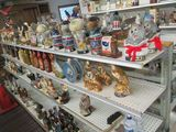 Collector Steins/Prints/Furniture/Tools Auction